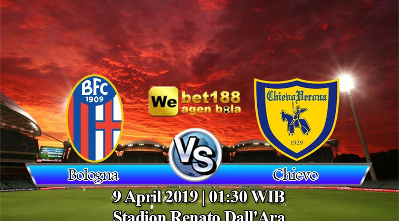 Prediksi Bola Bologna vs Chievo 9 April 2019
