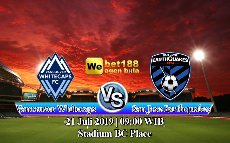 Prediksi Bola Vancouver Whitecaps vs San Jose Earthquakes 21 Juli 2019