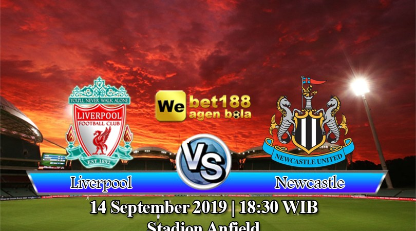Prediksi Bola Liverpool vs Newcastle United 14 September 2019