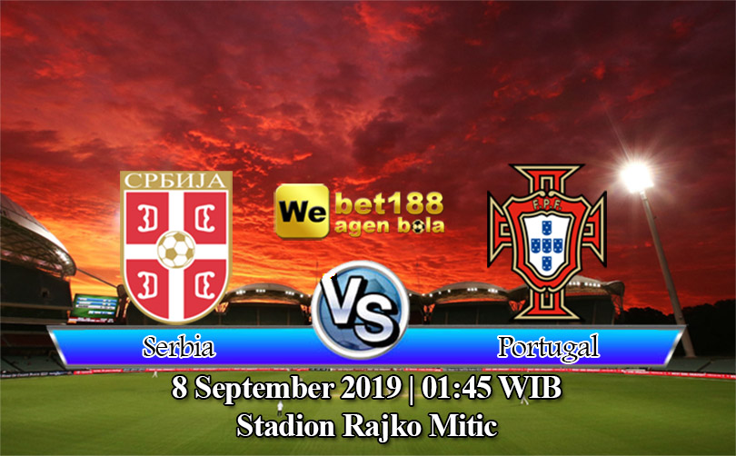 Prediksi Bola Serbia Vs Portugal 8 September 2019