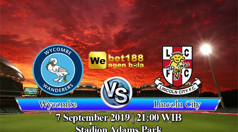 Prediksi Bola Wycombe Wanderers vs Lincoln City 7 September 2019