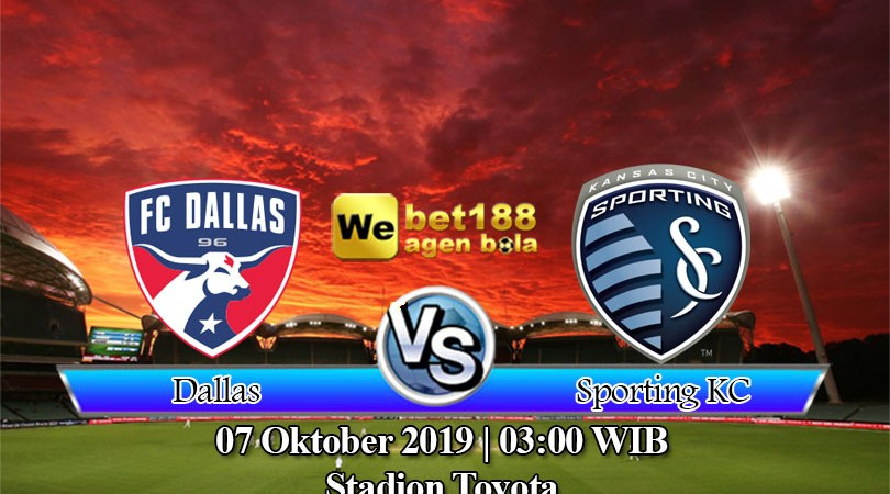 Prediksi Bola Dallas Vs Sporting KC 07 Oktober 2019