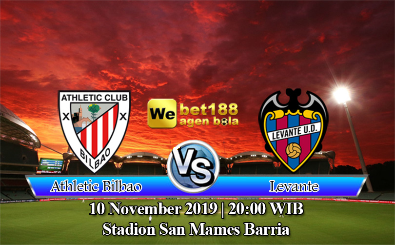 Prediksi Bola Athletic Bilbao Vs Levante 10 November 2019
