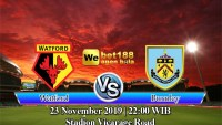 Prediksi Bola Watford Vs Burnley 23 November 2019