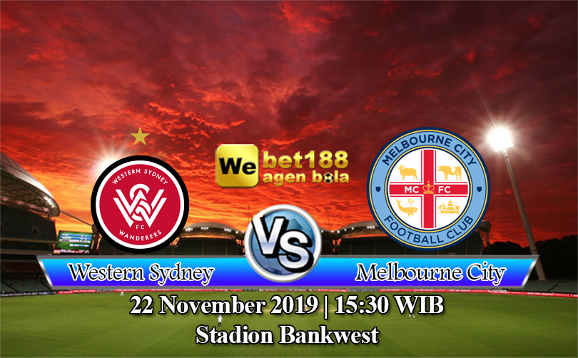 Prediksi Bola Western Sydney Vs Melbourne City 22 November 2019