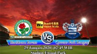 Prediksi Bola Blackburn Rovers Vs Queens Park Rangers 29 Januari 2020
