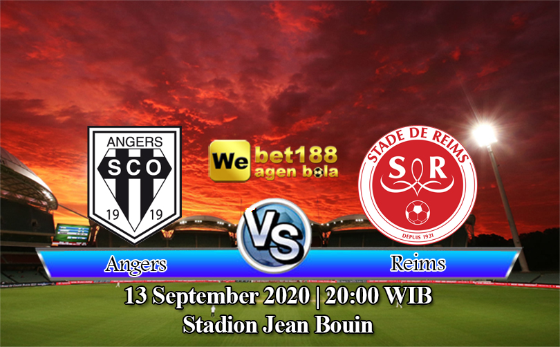 Prediksi Bola Angers vs Reims 13 September 2020