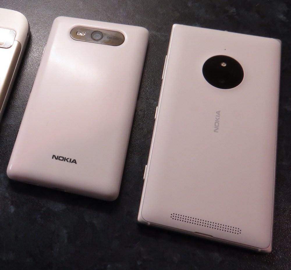 Nokia Lumia 830 Review (2/5)