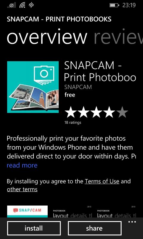 Snapcam App Review (1/4)