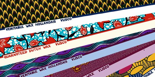 Vlisco African Wax