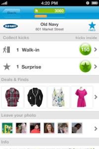 Shopkick Store Welcome