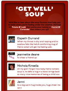 Heinz soup gallery