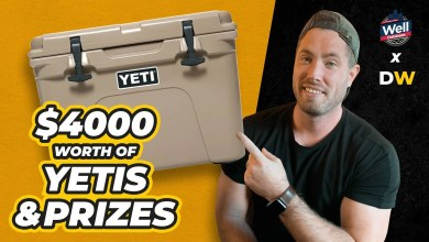 Photo of Yeti Giveaway Winners