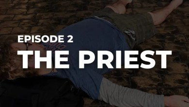 Photo of The Priest on Chuck Yates Needs A Job Podcast