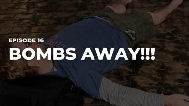 Photo of Bombs Away!!!   Chuck Yates Needs a Job Podcast