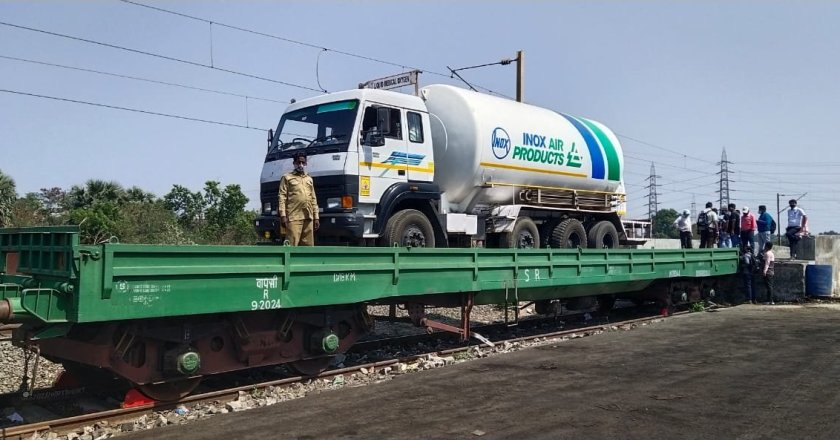 COVID19: Indian Railways set to run 'Oxygen Express'