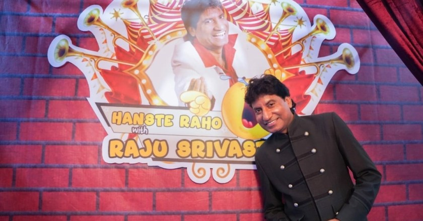Comedian Raju Srivastava to make Comeback on TV with his new comedy Show 'Hanste Raho with Raju Srivastava'
