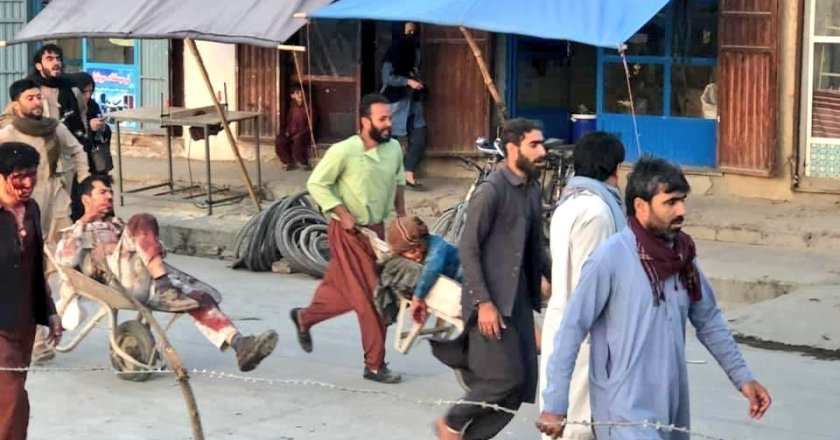 72 Civilians, 13 US Troops Killed In Kabul Blasts, ISIS Claims Attack