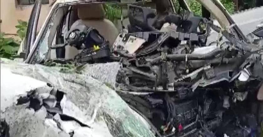 Karnataka: 7 killed in car crash in Bengaluru