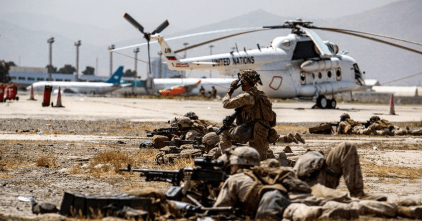 Afghanistan Crisis: U.S. airstrike targets Islamic State in Afghanistan in retaliation for deadly Kabul airport attack