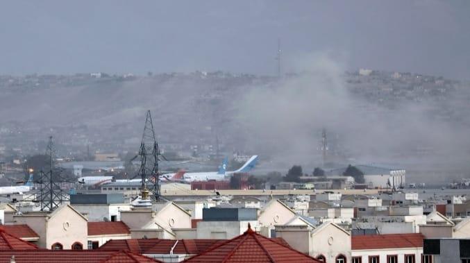 Afghanistan Crisis: Blast outside Kabul airport again