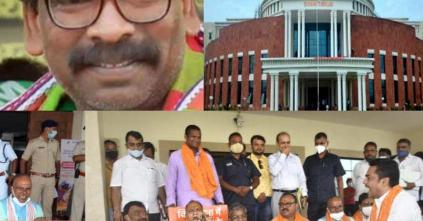 Jharkhand: Ruckus in State Assembly over Namaz room