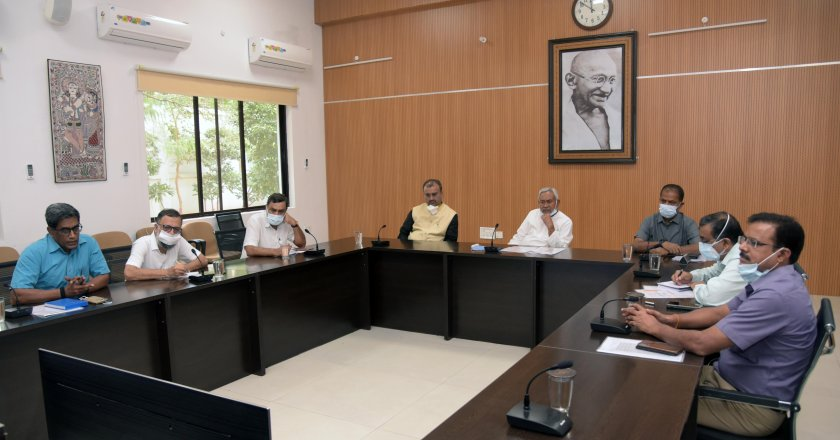 Bihar-Vaccine certification for travel during Diwali, Chhath must : CM Nitish Kumar