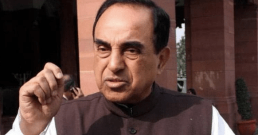 Subramanian Swamy changes Twitter bio after being dropped from BJP national executive body