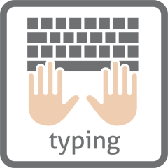 Introduction to Typing Classes at Digital Workshop Center