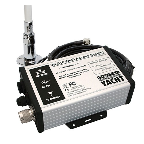 small resolution of the wl510 is a hi power marine wifi booster with ranges of 4 6nm
