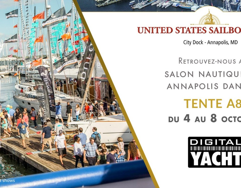 Digital Yacht exposera au salon de Annapolis
