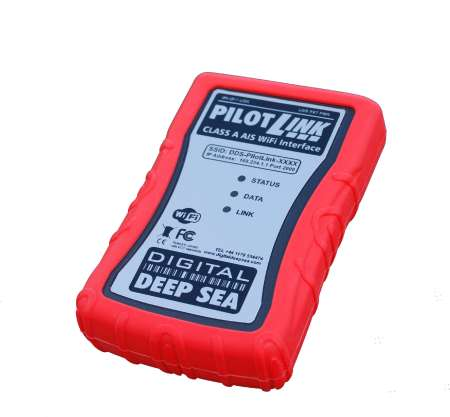 pilotlink with red cover