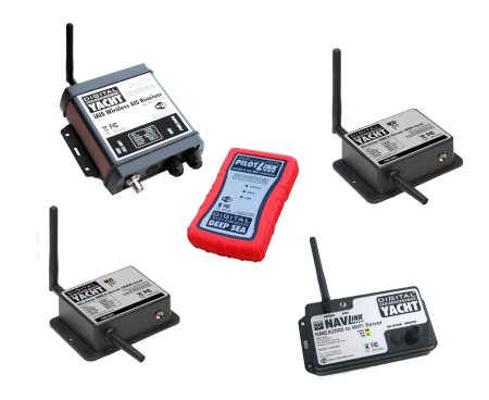 Wireless NMEA Products
