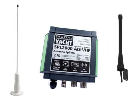 Splitter v Antennas