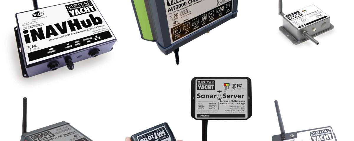 Digital Yacht's Wireless NMEA Devices