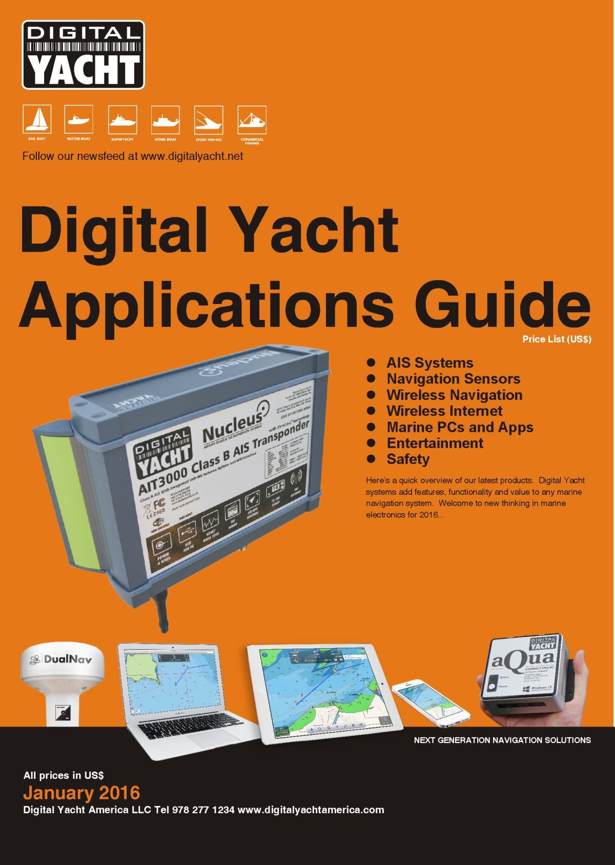 applications guide front cover