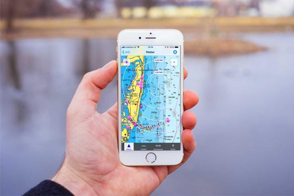 iAIS Gets A Navionics Upgrade - Digital Yacht News