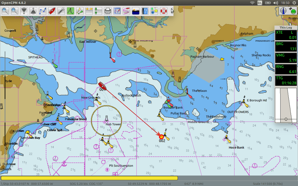 OpenCPN and iKommunicate on Autopilot - Digital Yacht News