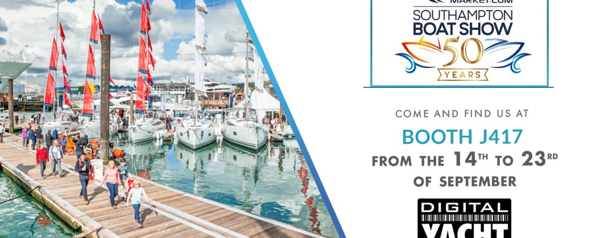 Digital Yacht will be exhibiting at Southampton Boat Show