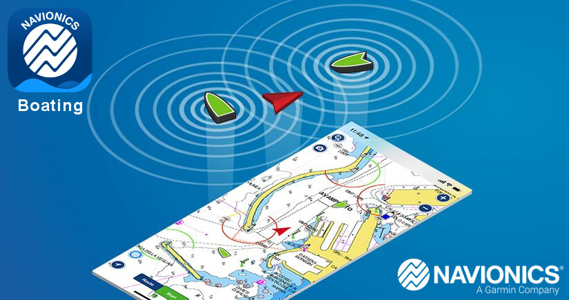 AIS Targets on Navionics Boating App - Digital Yacht Blog