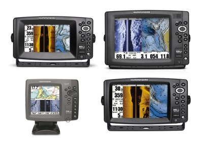 Interface WLN10 with Humminbird