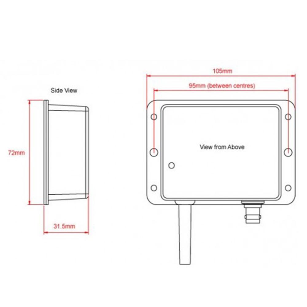 hight resolution of  ais100 receiver nmea 0183 on garmin autopilot wiring diagram nmea 0183 to