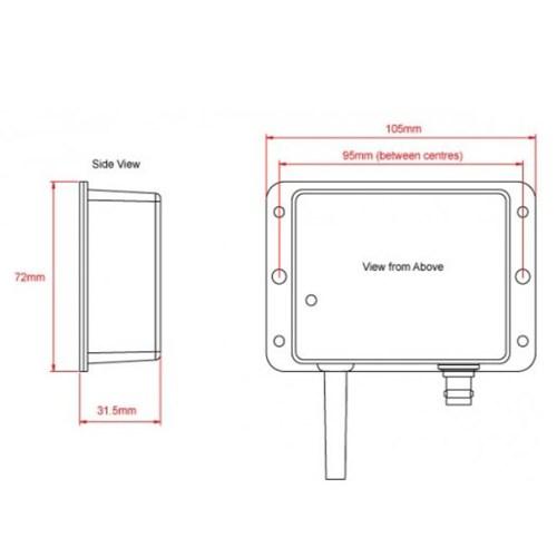 small resolution of  ais100 receiver nmea 0183 on garmin autopilot wiring diagram nmea 0183 to