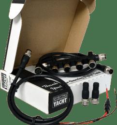 nmea 2000 cabling kit [ 1090 x 1191 Pixel ]