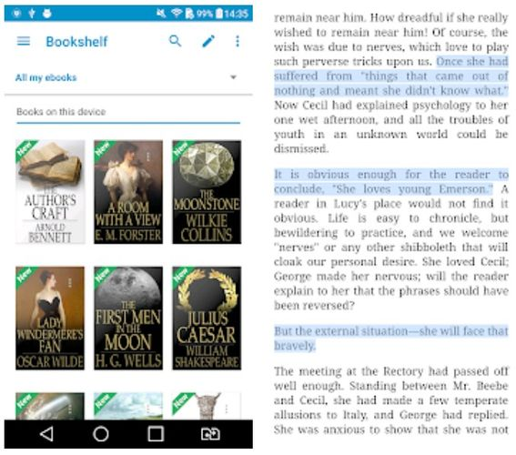 ebookscom app content for android