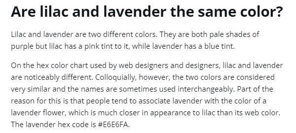 相似的顏色