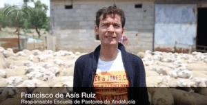 Digitanimal con la Escuela de Pastores de Andalucía