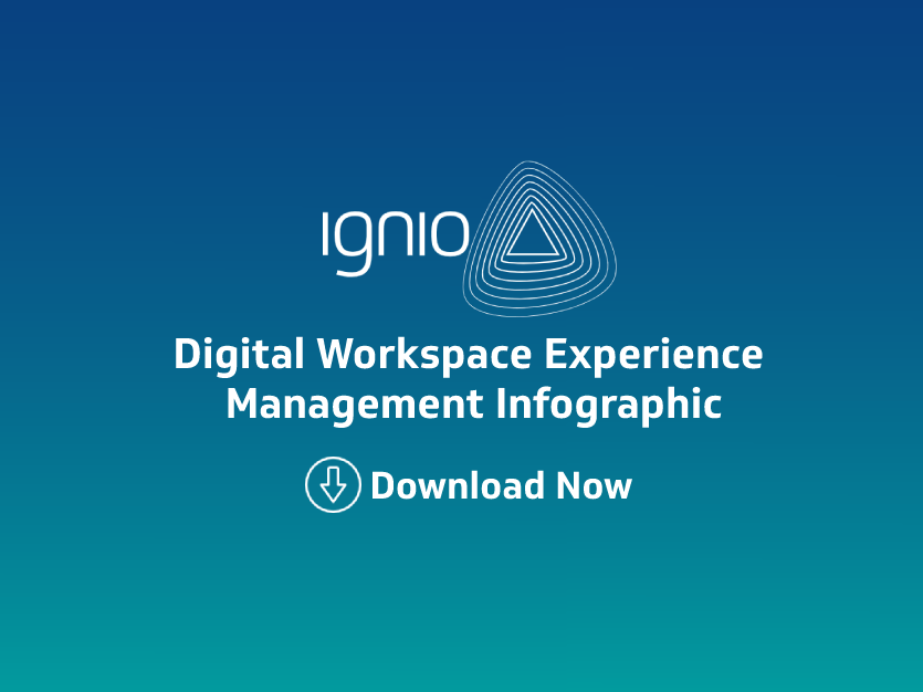 Infographics-Digital Workspace Experience