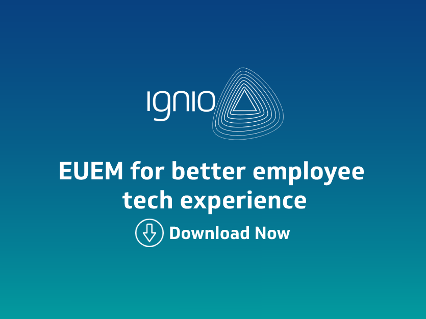 Ebook-EUEM for better employee tech experience