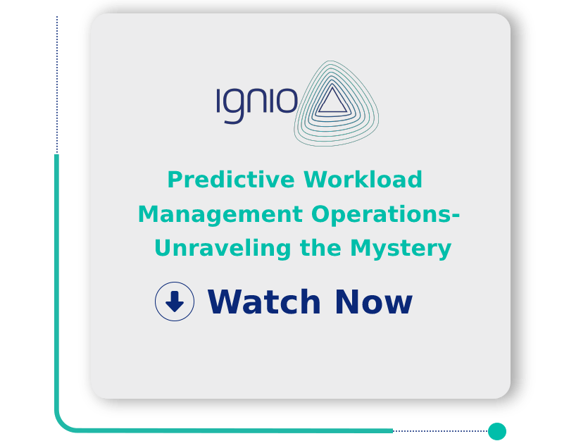 Predictive Workload Management Operations – Unraveling the Mystery